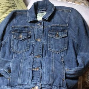 Abercrombie & Fitch Classic Jean Jacket